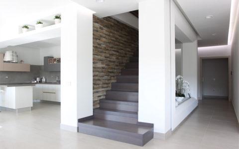 escalier contemporain vaucluse