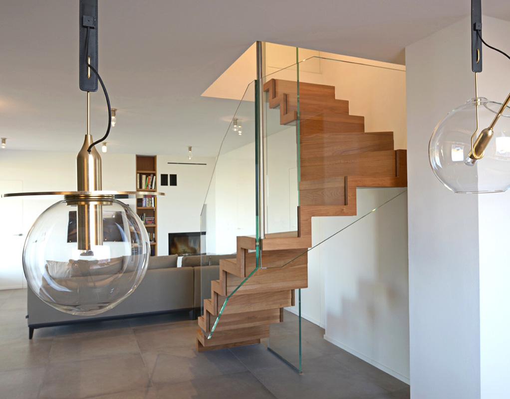 ARESI Escaliers bois et contemporains dans le Vaucluse - Site Officiel